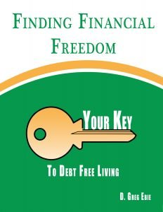 Finding Financial Freedom book cover