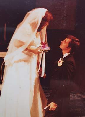 D. Greg and Susie Ebie Wedding